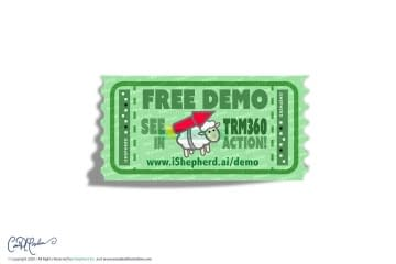 Free Demo Ticket Stub with Rocket Sheep - iShepherd, Inc.