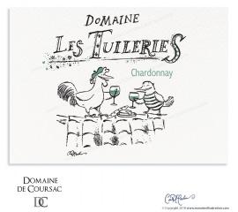Domaine Les Tuileries - Chardonnay