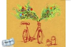 Springtime Bicycle