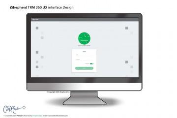 UI and UX Design Login Window