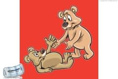 Bear Characters for Learning program