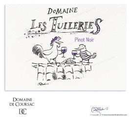 Domaine Les Tuileries - Pinot Noir
