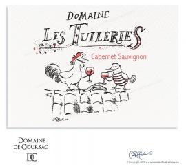 Cabernet Sauvignon - Domaine Les Tuileries