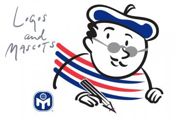 Mensa France Character Design
