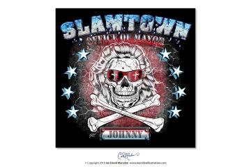 Slamtown Office of Mayor - Johnny Mundo