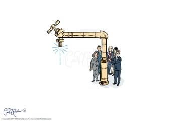 Clean Vector Illustration for Business