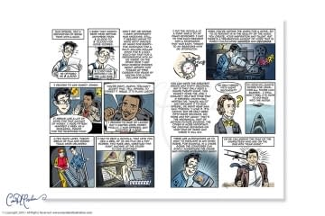 Marvin Graphic Novel