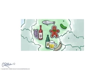Regional Food and Drink Specialties