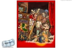 Sherlock Holmes and Santa Claus