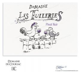 Pinot Noir - Domaine Les Tuileries