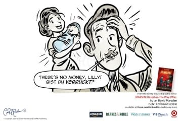There's no money, Lilly!