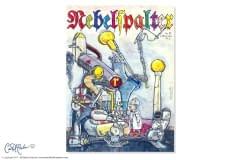 Nebelspalter Cover 1992