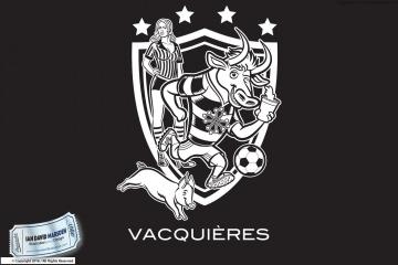 Bull Taureau Logo Vacquieres