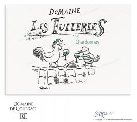 Chardonnay - Domaine Les Tuileries