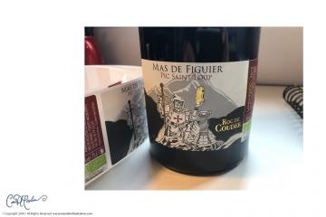 Mas de Figuier - Roc de Couder - Wine Label