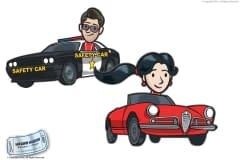 Game Character Vector Art