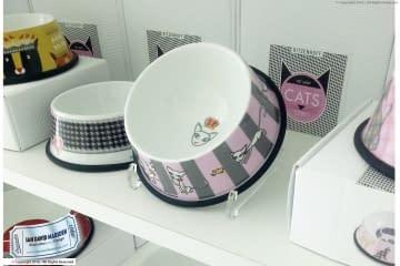 Cat Bowl Design by Ian David Marsden