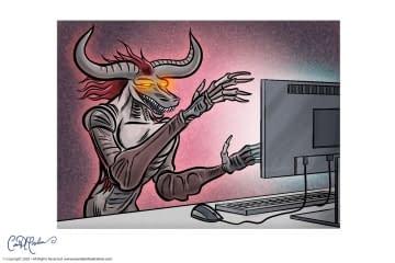 Computer Demon