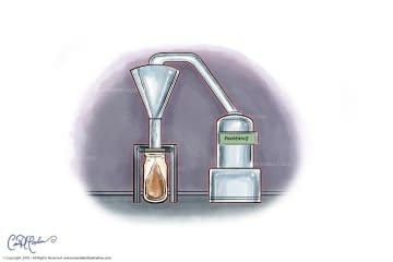 Distillation Process - Manufacturing Process