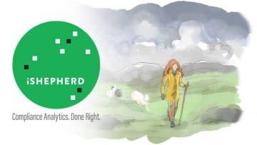 iShepherd Digital Watercolor Shepherdess